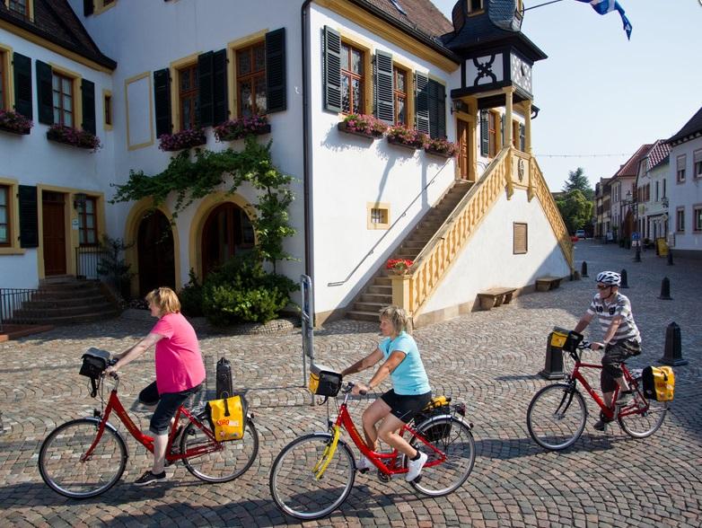 Велотур по Германии