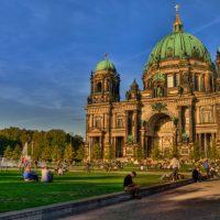 Берлинский кафедральный собор фото - 12123 200x200