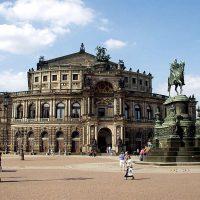 26597 Экскурсия по Дрездену