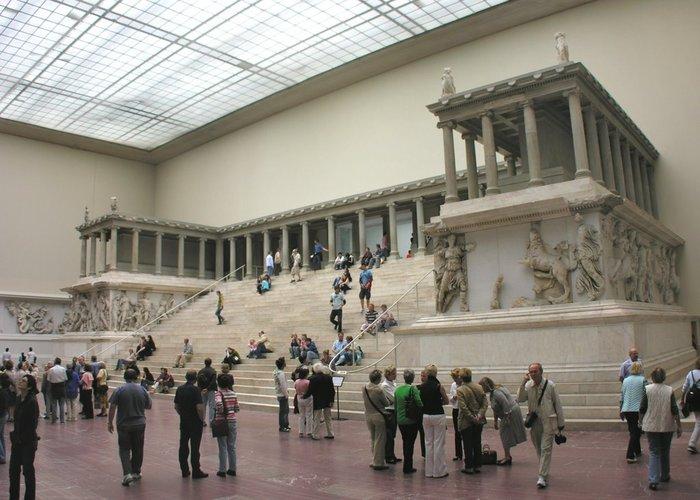 Пергамон-музеум. Прогулка. Эпизод второй