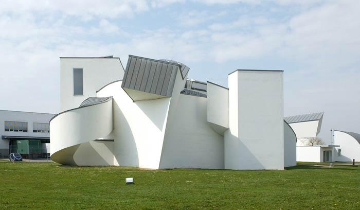 Эксклюзивный музей дизайна в Вайле-на-Рейне
