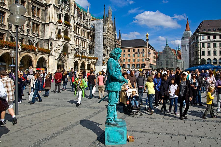 Незабываемая прогулка по Мюнхену