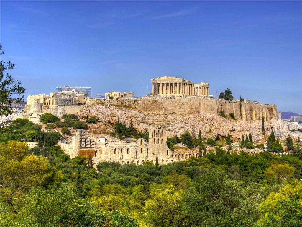 Отдых в Греции: Афины