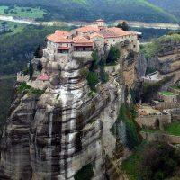 Монастырь Варлаама, Метеора фото - 12294 200x200
