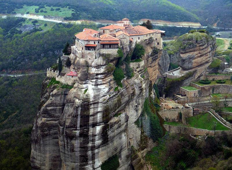 Монастырь Варлаама, Метеора