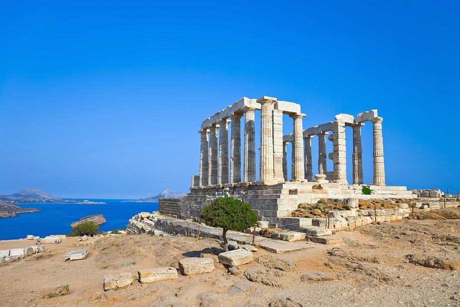 Храм Посейдона в Сунион
