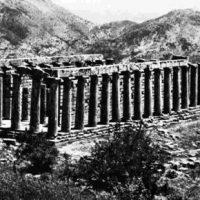 История храма Аполлона Эпикуриуса, Бассах фото - 12582 200x200