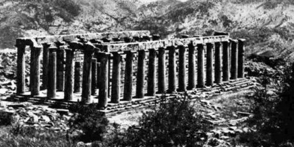 История храма Аполлона Эпикуриуса, Бассах