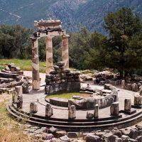 27084 Прибежище Афины, Дельфи