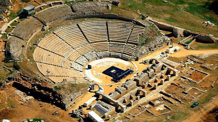 Филиппи, Греция