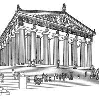 27109 История Парфенона, Афины