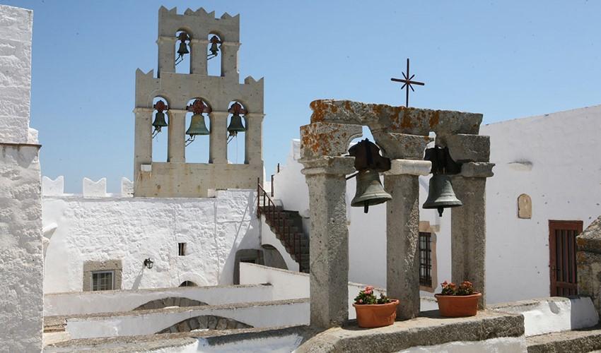 Монастырь Св. Иоанна, Патмос