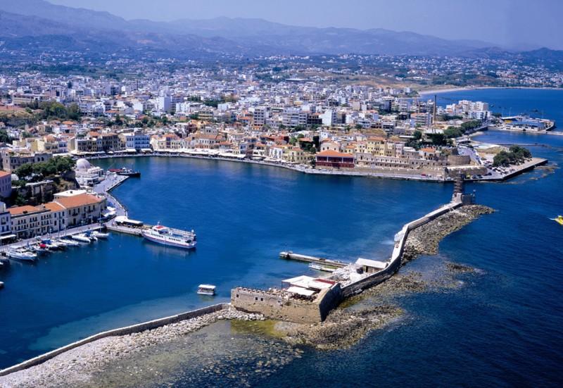 Греция глазами путешественника