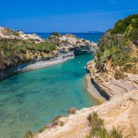 Канал любви. Остров Корфу. Греция фото - 12769 200x200