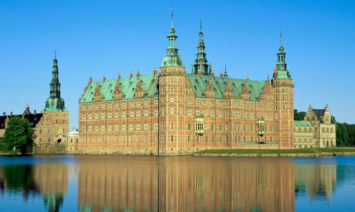 Королевство Дания. Административное устройство