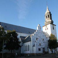 27245 Кафедральный собор Святого Будольфи в Ольборге
