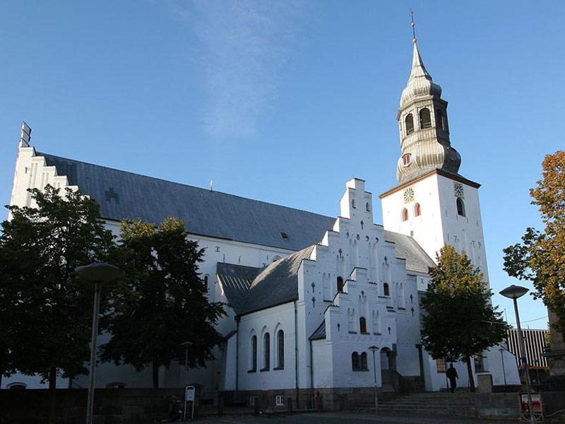 Кафедральный собор Святого Будольфи в Ольборге