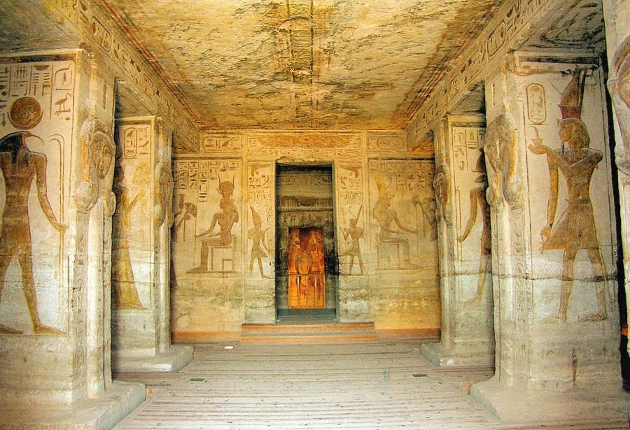 27383 Храмы Абу-Симбела