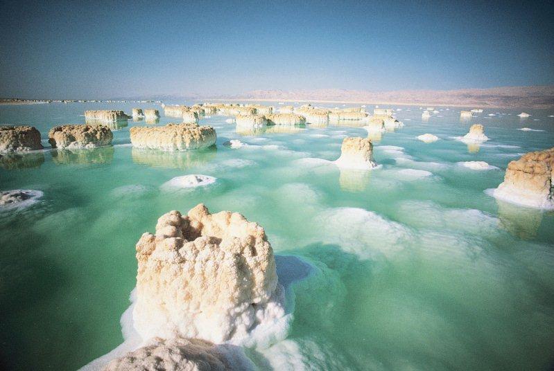 Спокойствие Мертвого моря