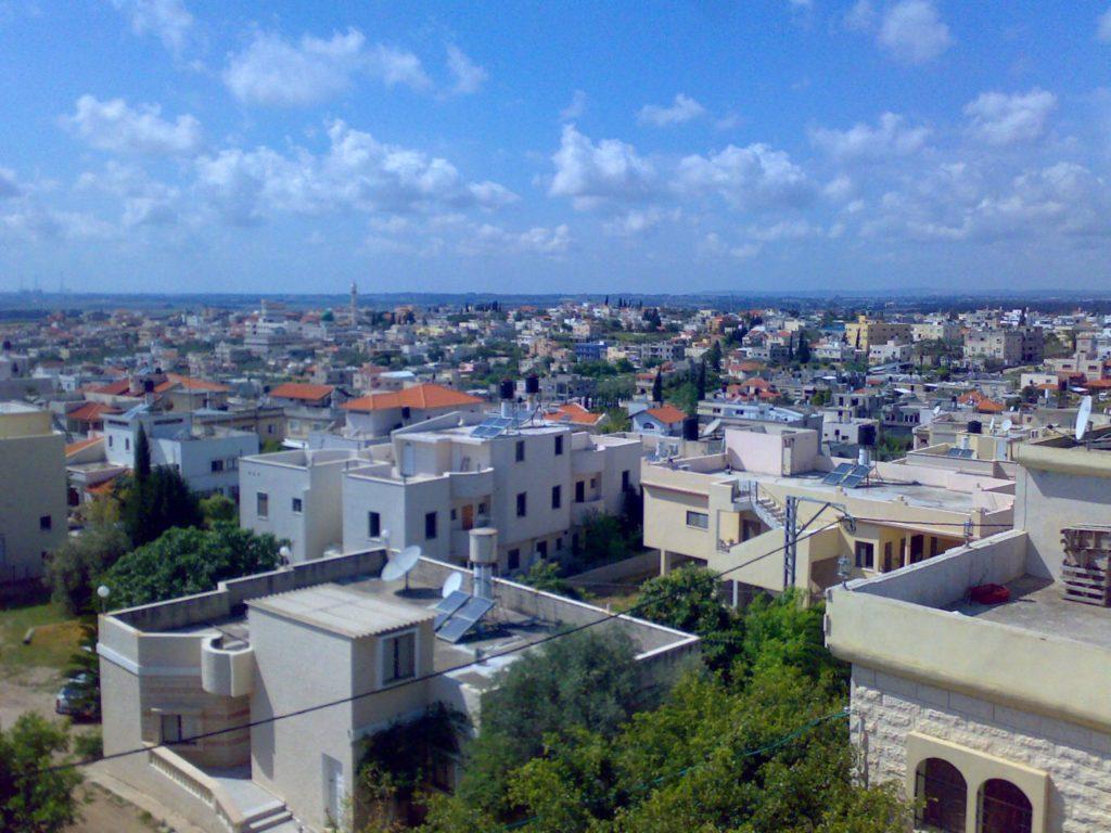Поселок Джатт, Израиль