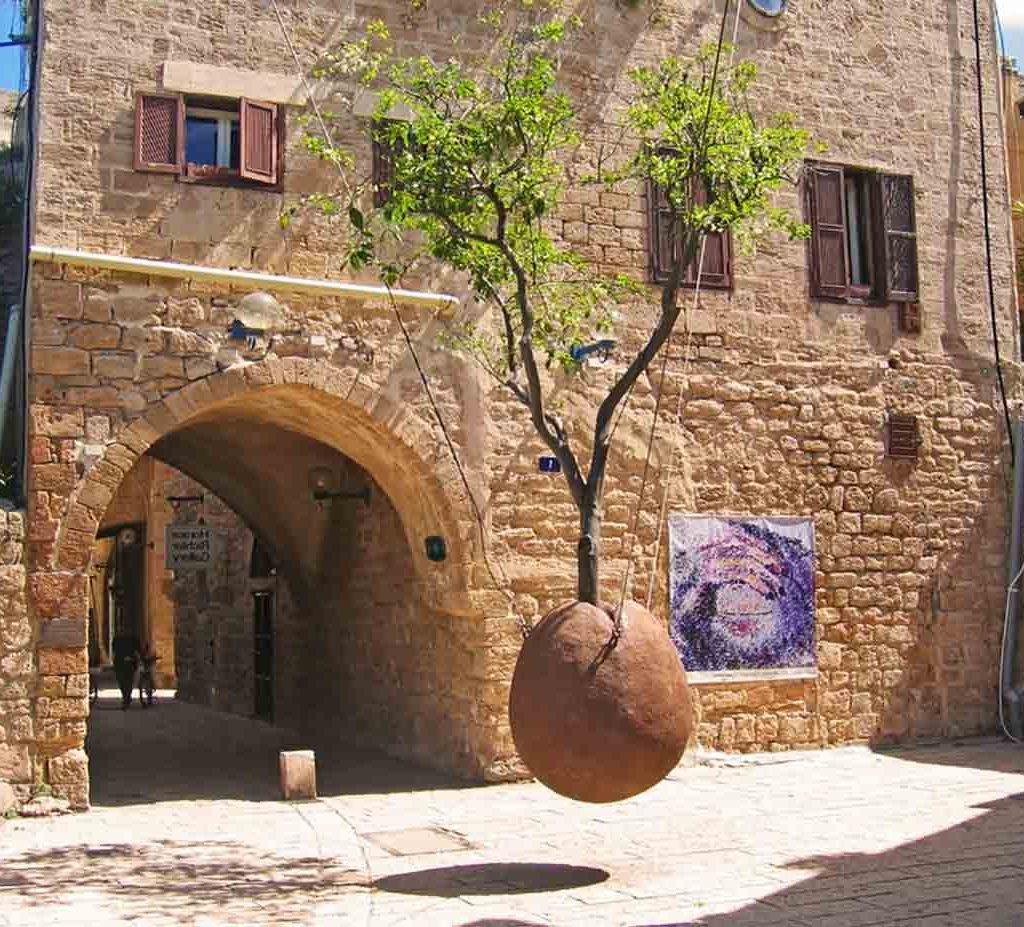 Новый Тель-Авив и Старая Яффа
