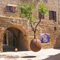 28337 Новый Тель-Авив и Старая Яффа