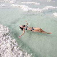 На мертвом море. Израиль фото - 13921 200x200