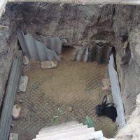 28576 Выращивание кроликов в яме