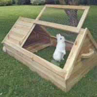 28587 Клетка для кроликов