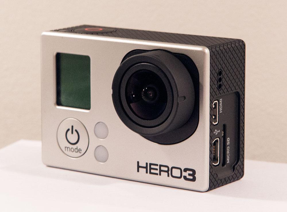 Обзор GoPro
