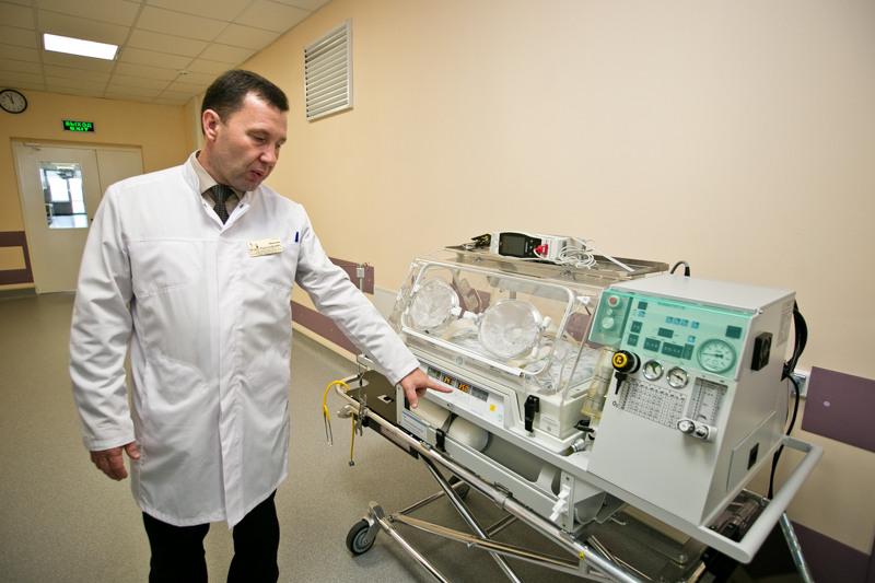 Особенности современных аппаратов искусственной вентиляции легких