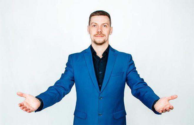 Экстрасенс Леонид Орлан, биография
