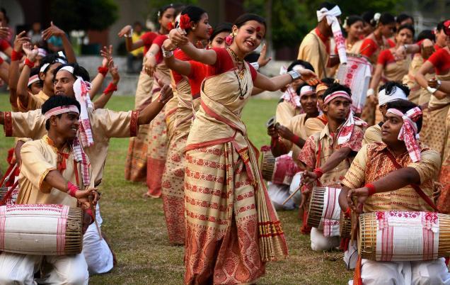 Индия. Праздник урожая фото - 23343