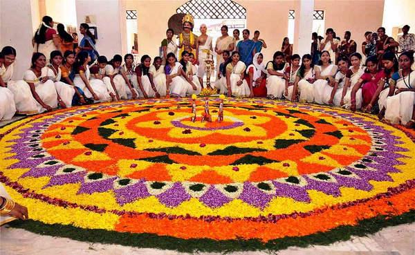Индия. Праздник урожая