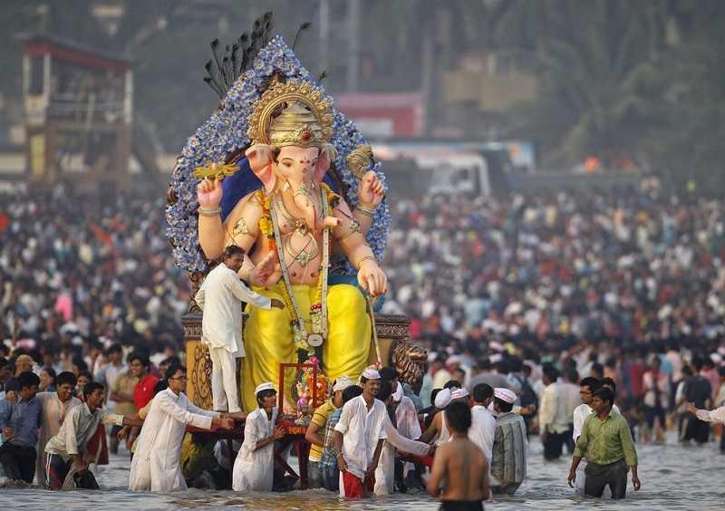 Индия. Праздник урожая фото - 23345