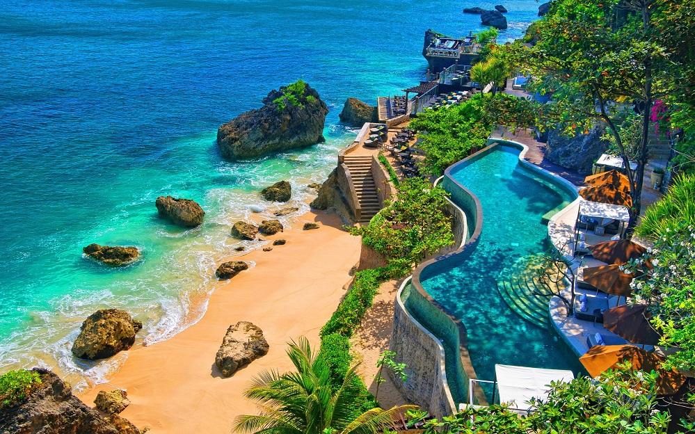 Индонезийский остров Бали фото - 23645
