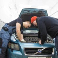 30225 Кузовной ремонт Вольво: важные нюансы