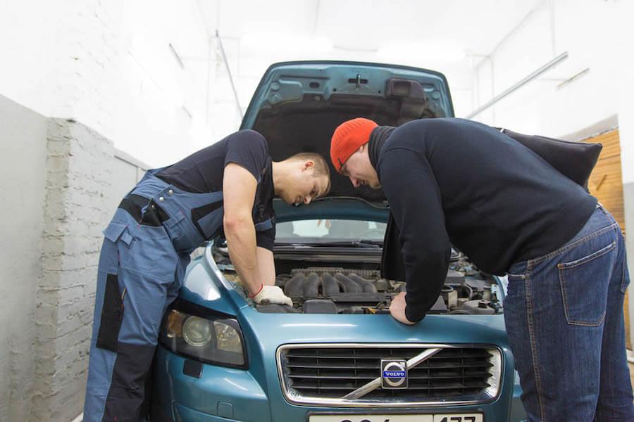 Кузовной ремонт Вольво: важные нюансы