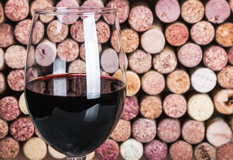 Сколько калорий в красном вине