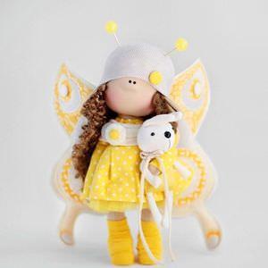 Дизайнерские куклы своими руками