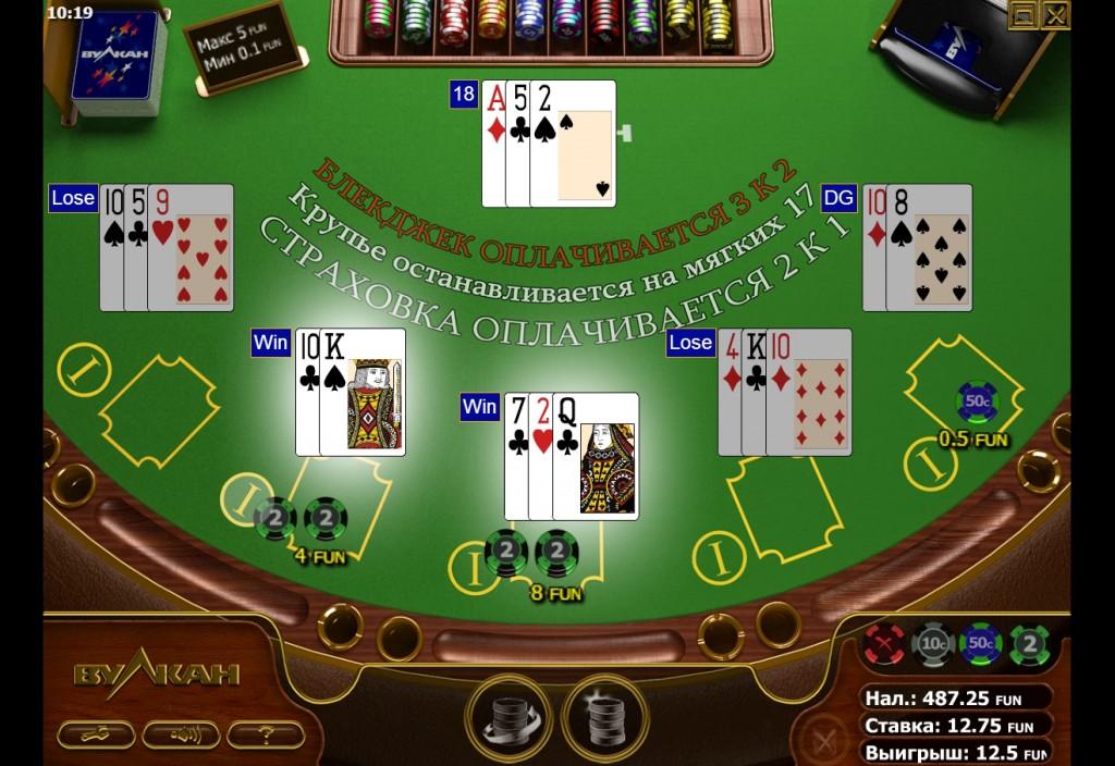 Стратегия заработка в онлайн-казино на игре Блэк-Джек