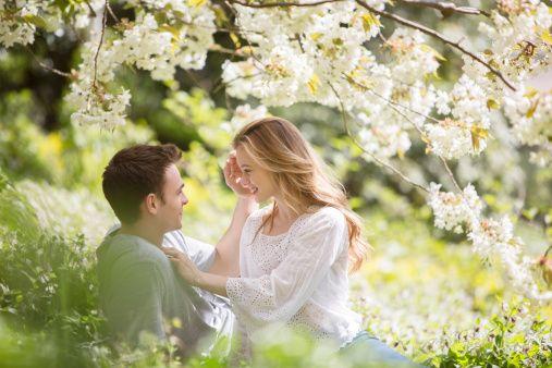 Любовь поцеловать реально…