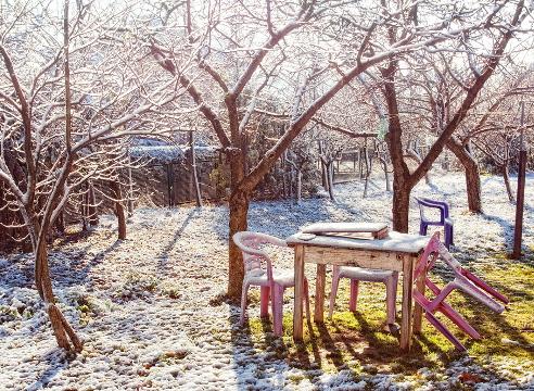 Зимние опасности фото - 35138