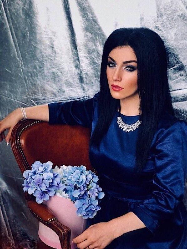 31486 Экстрасенс, Анна Арджеванидзе