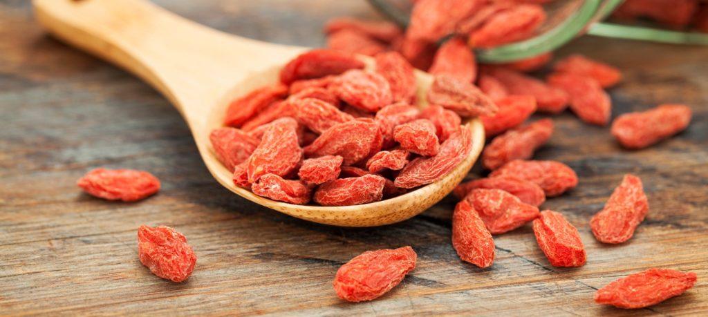 20 причин включить 20 граммов ягод Годжи в ваш рацион