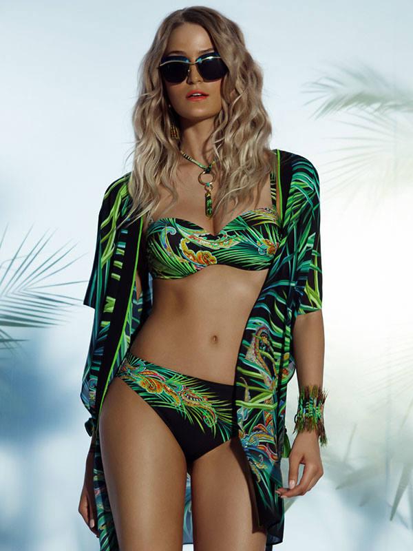 31666 Новые коллекции купальников - пляжная мода