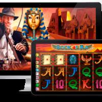 """32018 Описание игрового автомата """"Ramses-II"""""""