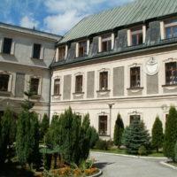32208 Увлекательное путешествие. Польша: Францисканский монастырь в Глогувеке