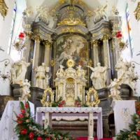 32210 Увлекательное путешествие. Польша: Францисканский монастырь в Глогувеке
