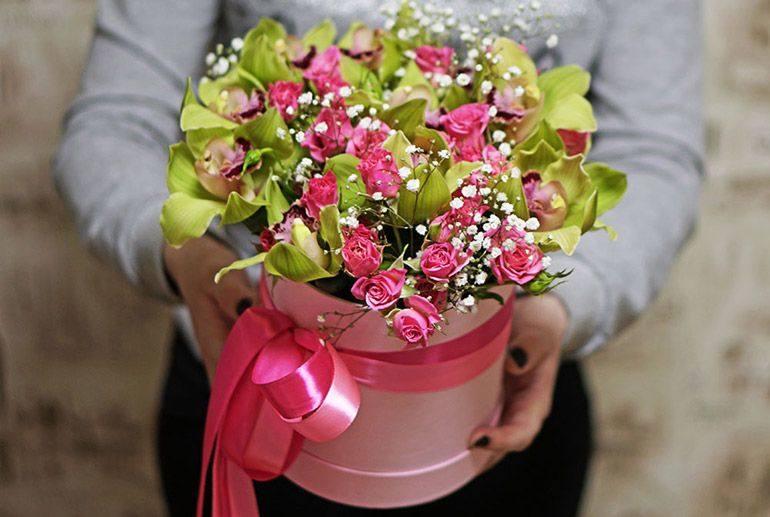 Быстрая доставка цветов – язык без слов